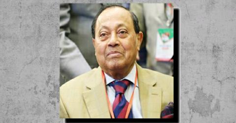 সাবেক মন্ত্রী,  রাজনীতিবিদ ব্যারিস্টার মওদুদ আহমেদ আর নেই