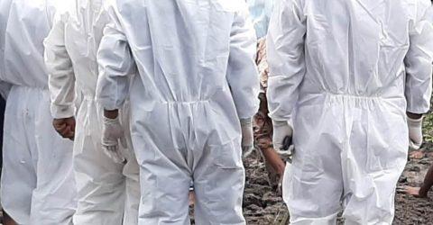 দেশে করোনায় মৃতের সংখ্যা ১০ হাজার ছাড়াল