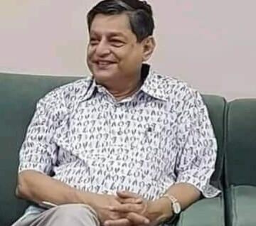 শারদীয় দুর্গোৎসবে   র আ ম উবায়দুল মোকতাদির চৌধুরী এমপি শুভেচ্ছা