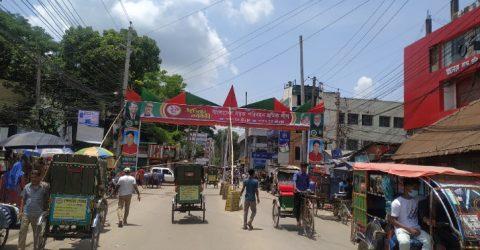 শেষ হলো ব্রাজিল-আর্জেন্টিনার ফাইনাল, স্বস্তিতে ব্রাহ্মণবাড়িয়া জেলা পুলিশ
